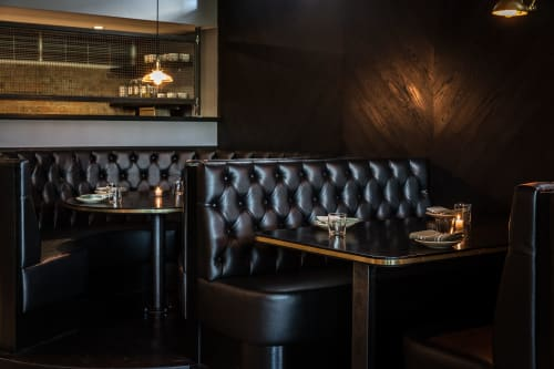 Smyth + The Loyalist, Restaurants, Interior Design