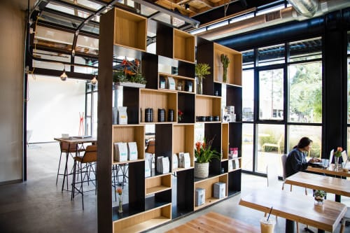 Furniture by Moniker Design seen at Copa Vida, San Diego - Copa Vida