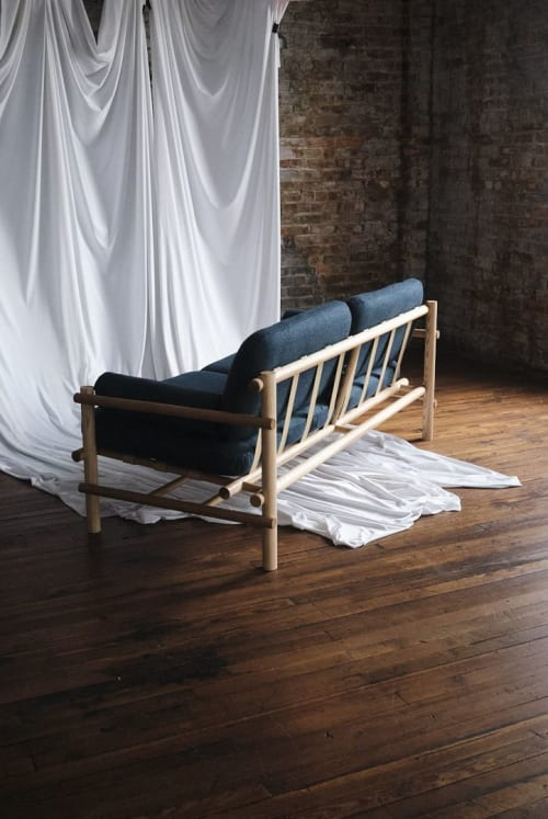 Basic Structure Sofa | Couches & Sofas by Make Nice