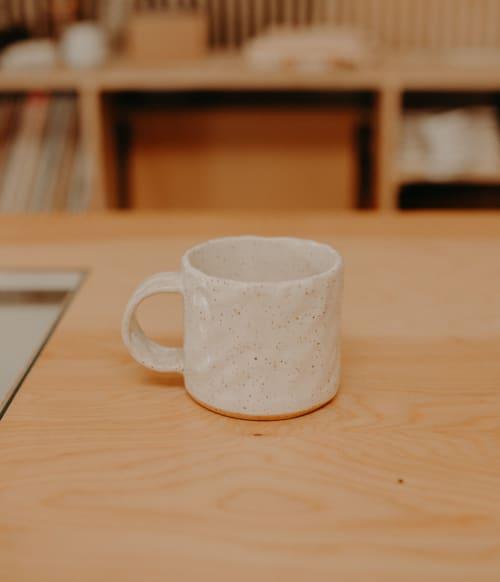 Cups by Costa Mesa Ceramics Studio seen at Costa Mesa Ceramics, Costa Mesa - Hand-built Mug
