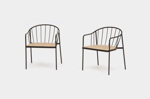 Chairs by ARTLESS seen at Cda.miguel de Cervantes Saavedra, Ciudad de México - Eno Chair