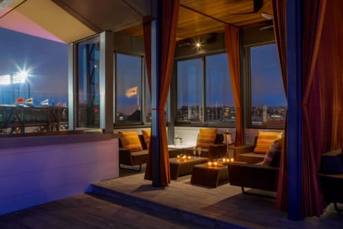 Hotel VIA, Hotels, Interior Design