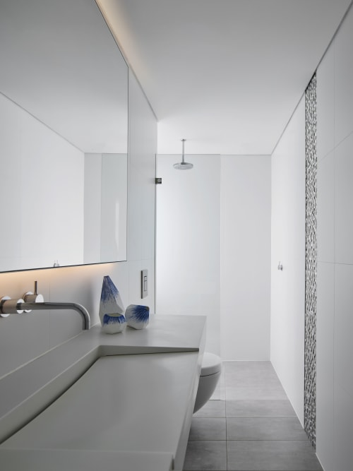 Interior Design by KOEDAM  DESIGN seen at Private Residence, Wahroonga - Project 33 - Bathrooms