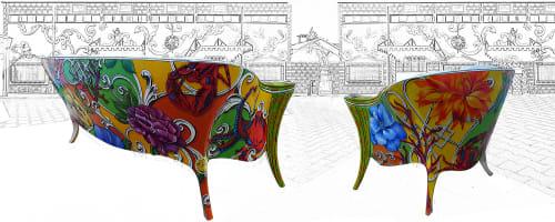 Furniture by Sergio Villa Mobilitaly