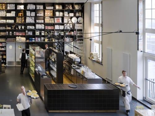Architecture by MVRDV seen at Lloyd Hotel, Amsterdam - LLOYD Hotel