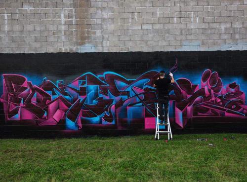 RESIO - Murals and Art