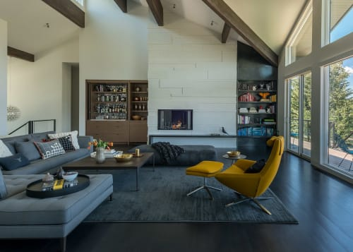 Chairs by Poliform seen at Private Residence, Jackson, Jackson - Chairs