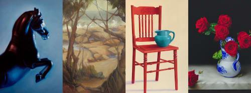 Brett Lethbridge - Paintings and Art