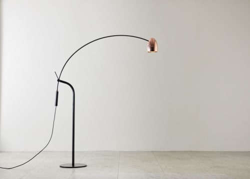 Lamps by SEED Design USA seen at 858 Lind Ave SW, Renton - HERCULES Floor Lamp