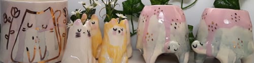 Gail Ceramics - Planters & Vases and Planters & Garden