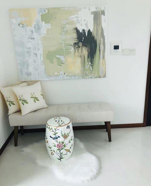 Pooja Puri - Paintings and Apparel