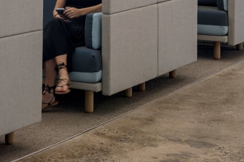 Couches & Sofas by De Vorm seen at Horizon Media, Inc., New York - Arnhem Sofa Modular Couch