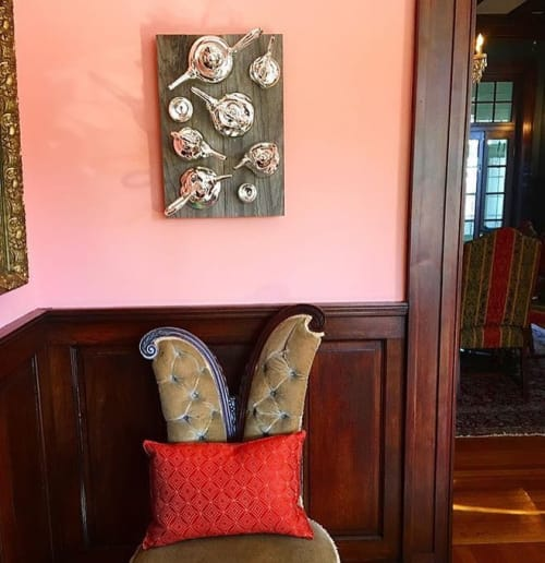 Art & Wall Decor by Sean Donlon seen at Private Residence, Richmond - Wall Art