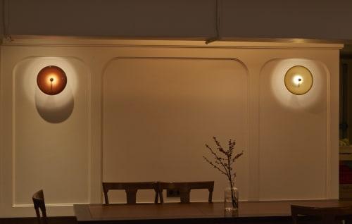 Lighting by Jeremy Maxwell Wintrebert seen at Bonhomie, Paris - Tea Time