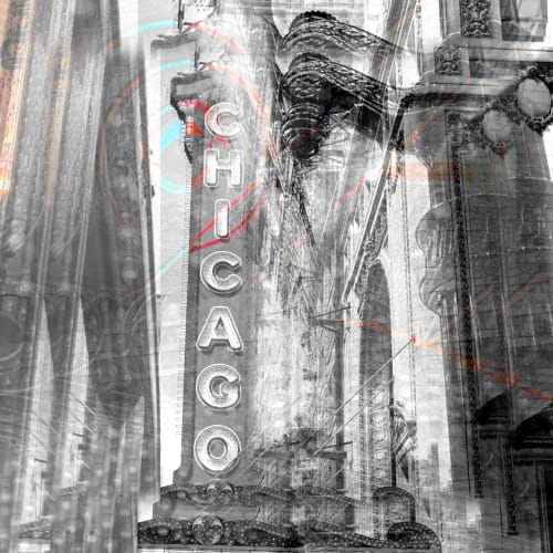 Photography by Madcanvases at Le Méridien Chicago - Oakbrook Center, Oak Brook - Chicago Theater