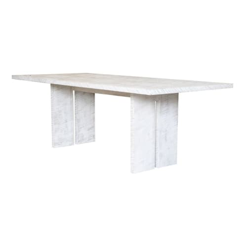 Tables by Sublime Original seen at Private Residence, Newport Beach - The U Dining Table