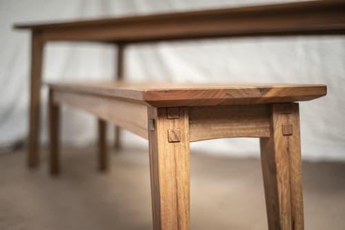 Wordsmith Table   Tables by Douglas Fir Design