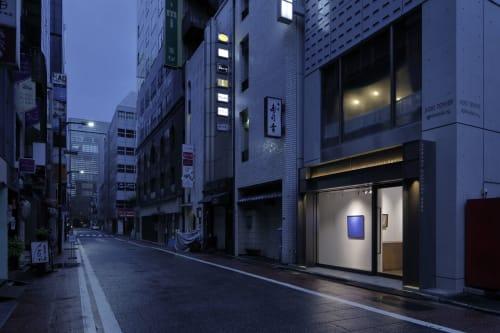 Interior Design by Roito seen at Tokyo, Tokyo - HANADA GALLERY