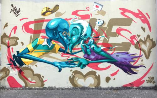 Luispak - Murals and Art