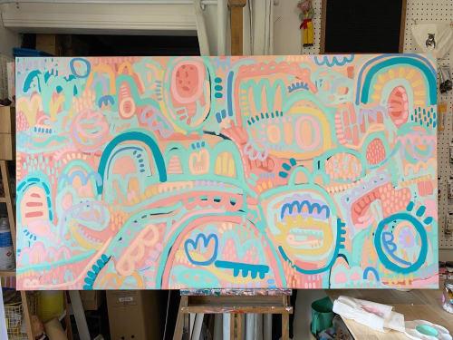 Rach Jackson - Paintings and Art