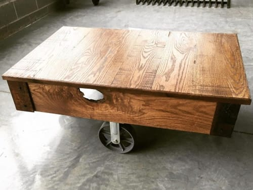 Nomad Metal Works - Furniture and Tables
