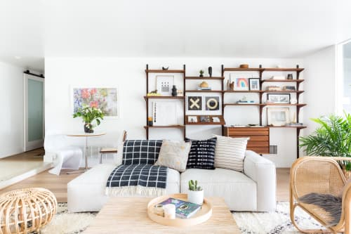 Couches & Sofas by Natalie Myers seen at Private Residence, Ladera Heights - Modular sofa