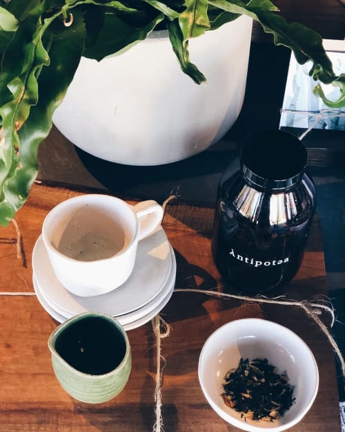 Cups by Winterwares seen at Gourmet Food Merchant, Cowaramup - Teacup