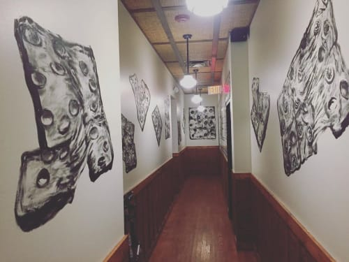 Anthony Lee - Murals and Art