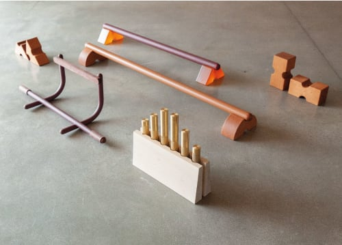 Work in Use - Furniture and Sculptures