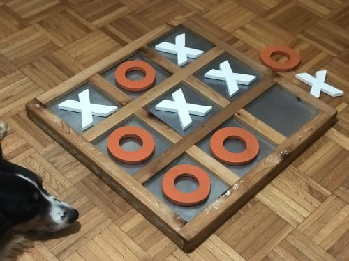 The Awesome Orange - Tables and Furniture