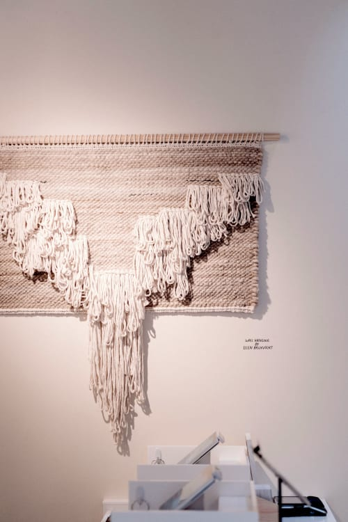 Wall Hangings by FIBROUS seen at Madewell, Austin - FIBROUS x Madewell