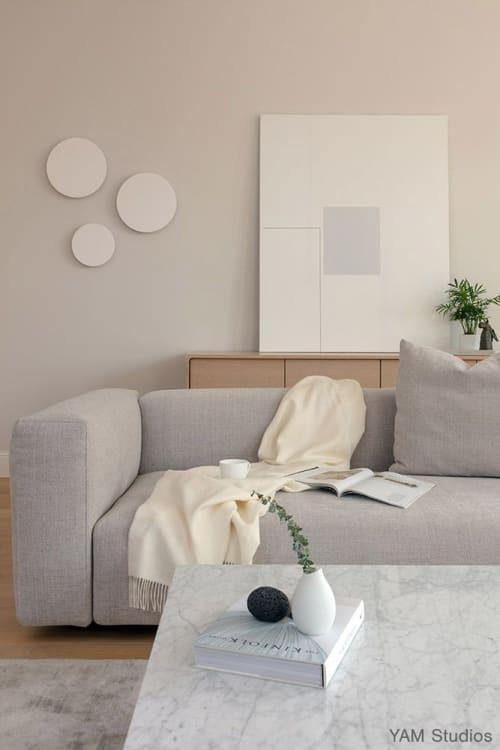 Bina Gardens | Interior Design by YAM Studios | Private Residence, London in London