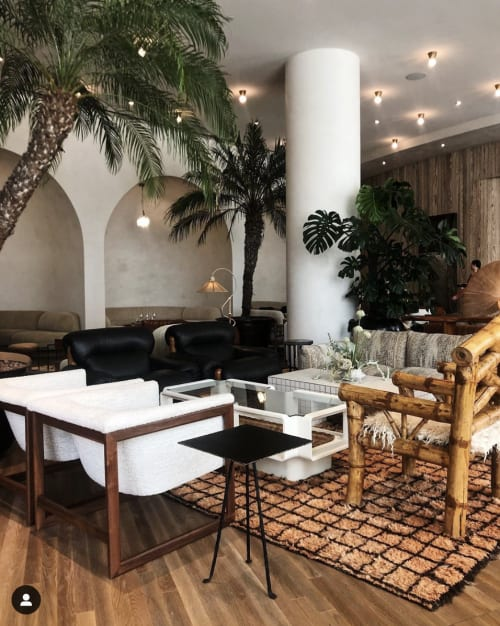 Rugs by Mehraban seen at Santa Monica Proper Hotel, Santa Monica - Alwarda, Atlas Collection by Mehraban