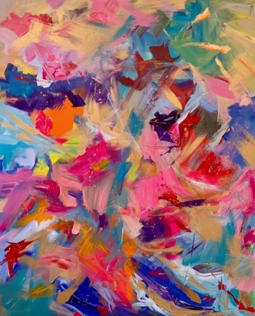 Carol Calicchio Art Studio - Paintings and Art