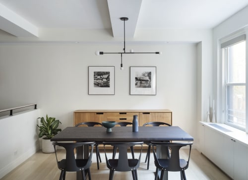 Pendants by Lambert et Fils seen at Private Residence, New York, New York - Pendants