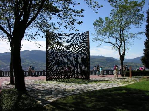 Public Sculptures by JUANJO NOVELLA     PUBLIC ART STUDIO seen at Bilbao, Bilbao - ATERPE