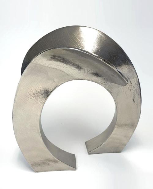 Sculptures by Ron Dier Design seen at Palms Casino Resort, Las Vegas - The Ring in 22k Platinum