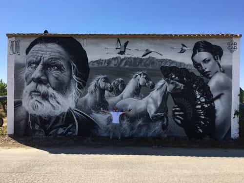 AERO - Street Murals and Murals