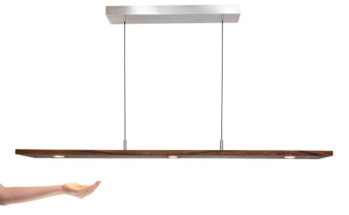 Pendants by Cerno seen at Private Residence, Greenwich - Vix Linear Pendant