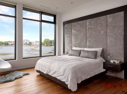 Beds & Accessories by Thomas Philips Woodworking seen at Private Residence, Victoria - Headboard