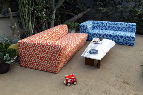 Couches & Sofas by ARTLESS seen at Los Angeles, Los Angeles - Caroline Outdoor Sofa
