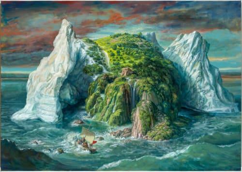 Julie Heffernan - Paintings and Art