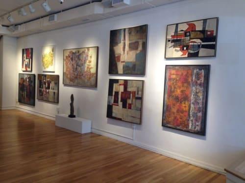 Stanley Bate - Paintings and Art