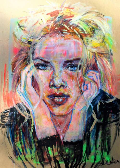 Liesbeth Serlie - Paintings and Art