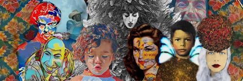 Zuzugraphics / Diego-t - Murals and Art