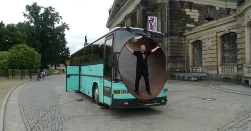 Lukáš Rittstein - Public Sculptures and Sculptures