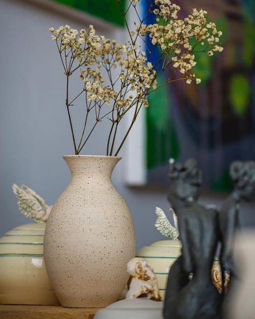 Rose Ceramic & Sculpture - Sculptures and Art