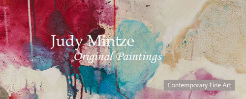 Judy Mintze Original Artwork - Paintings and Art