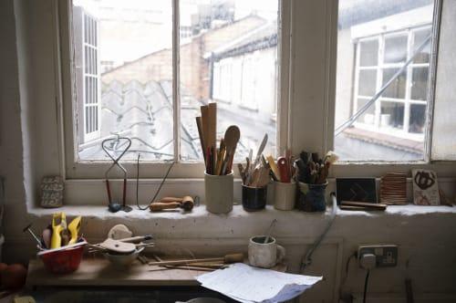 Ali Hewson - Tableware and Art