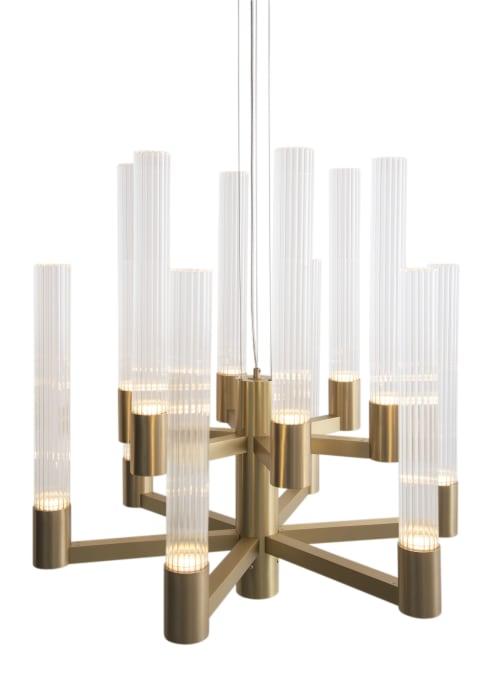 Chandeliers by ILFARI - Infinity chandeliers